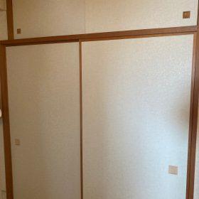 経師屋(襖・天袋などの張替え)